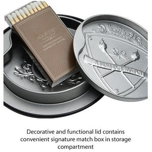 Aquiesse Boardwalk Luxe Tin Candle