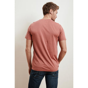 Velvetmen Howard Whisper Classic Crew Neck Tee