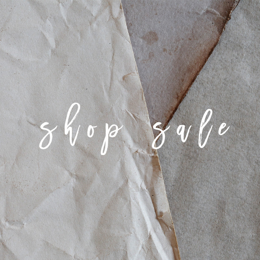 Shop Sale! ~ Take a Look!