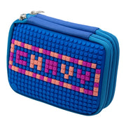 Personalized pixel pencil case