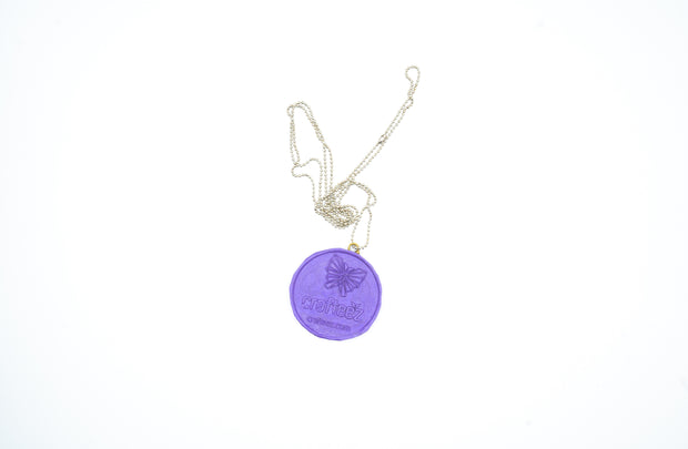 Custom wax seal pendant