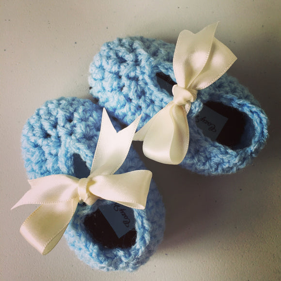 Baby Booties for up to 6 month