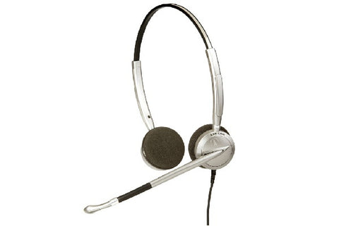 Headset ADDCOM Quantum Pro Biaural Noise Cancel (ADD-220)