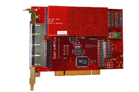 Placa Beronet bero*fix BNBF1600 (PCI 16-64 chs)