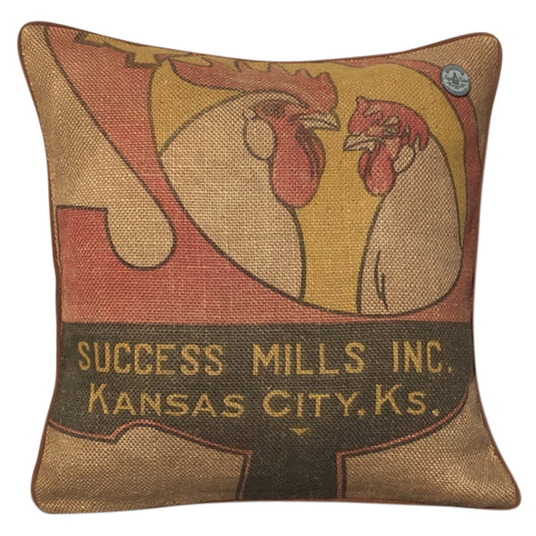 "US Vintage ""SUCCESS MILLS Inc."" Kansas City, Kansas"