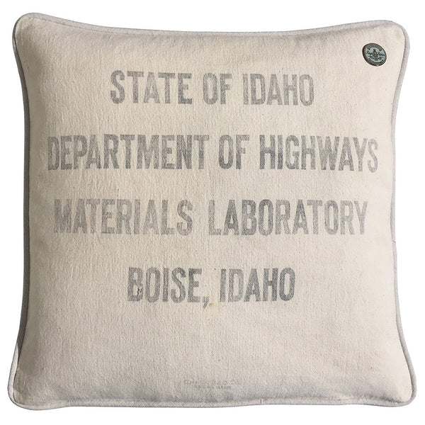 "US Vintage ""STATE OF IDAHO"" Boise, Idaho"