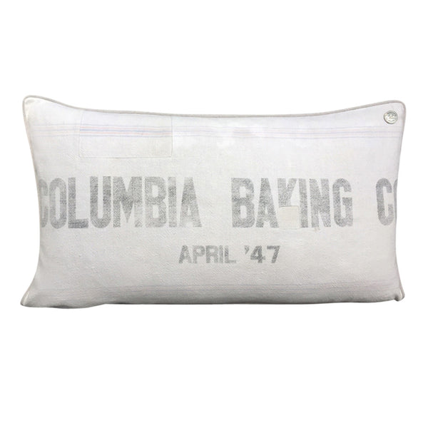 "US Vintage ""COLUMBIA BAKING CORP."" April 1947"