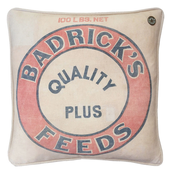 "US Vintage ""Badrick's Feeds"""