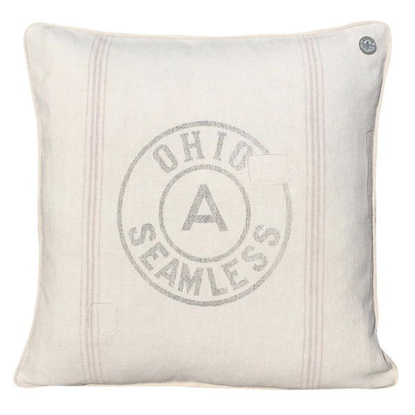 "US Vintage ""OHIO Seamless"" - Goes with OHIO print pillow"