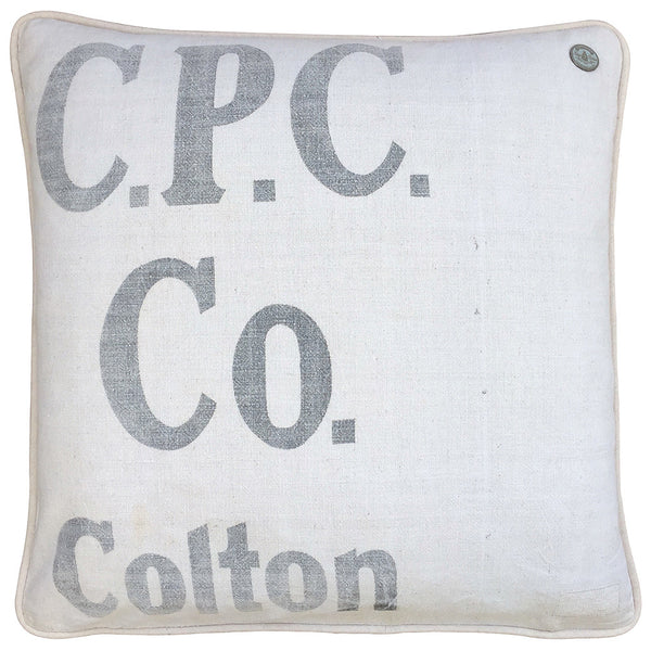 "US Vintage ""C.P.C Co. Colton"""