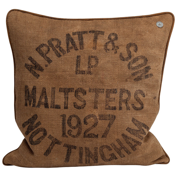 "English Vintage  ""N. Pratt & Son MALTSTERS 1927"""