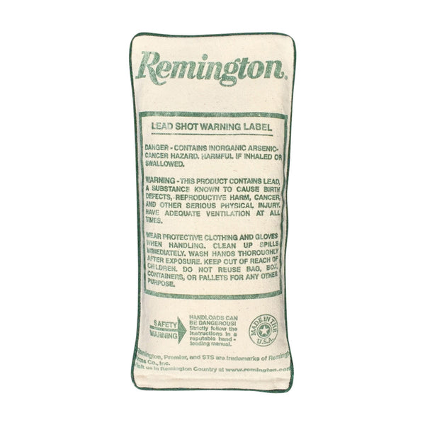 "Heat & Cold Therapy Pad - ""REMINGTON"" Leadshot Bag #4"