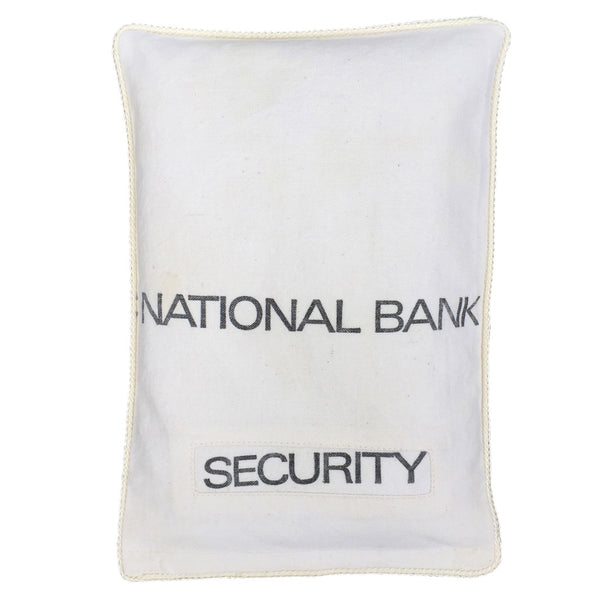 "Heat & Cold Therapy Pad ""NATIONAL BANK SECURITY"""