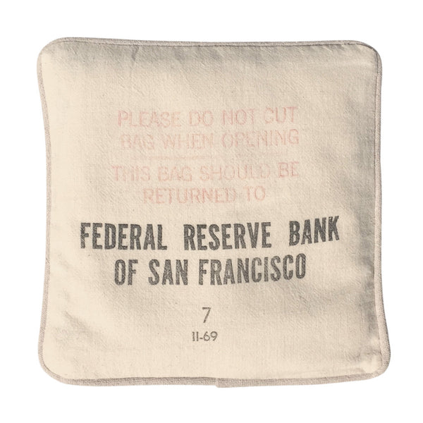 "Heat & Cold Therapy Pad ""Federal Reserve Bank"" San Francisco, California"