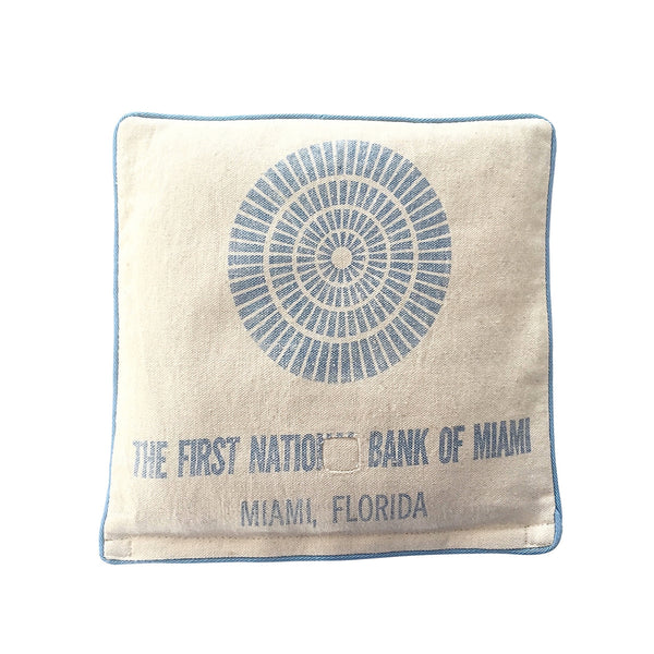 "Heat & Cold Therapy Pad US ""The First National Bank of Miami"" #2 Miami, Florida"