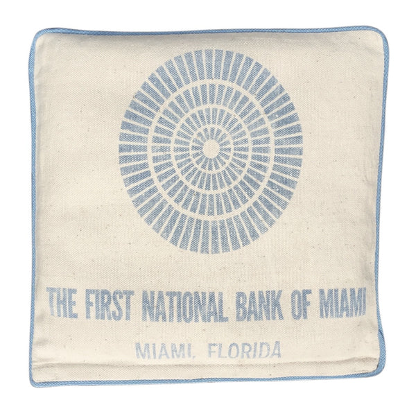 "Heat & Cold Therapy Pad ""The First National Bank of Miami"" Miami, Florida"