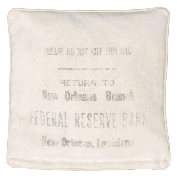 "Heat & Cold Therapy Pad ""Federal Reserve Bank"" New Orleans, Louisiana"