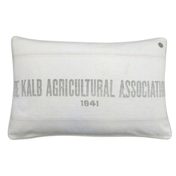 "US Vintage ""DE KALB Agricultural Association 1941"""
