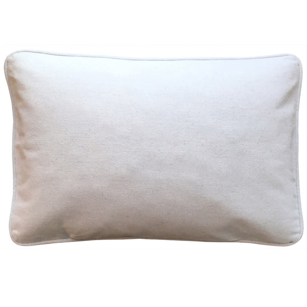 French Vintage Linen Pillow #4