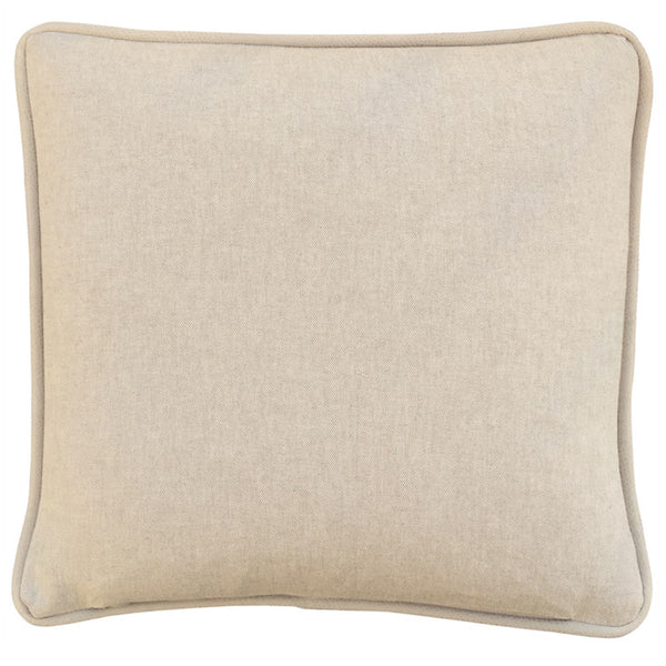 French Vintage Linen Pillow #1