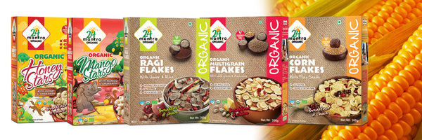 Organic BreakFast & Snacks