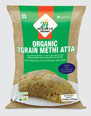 7 Grain Methi Flour
