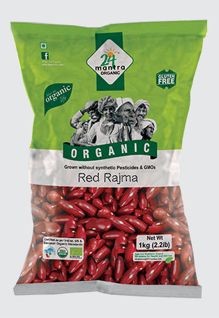 Dark Red Rajma (Kidneybeans)