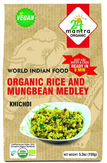 Rice and Mung Bean Medley