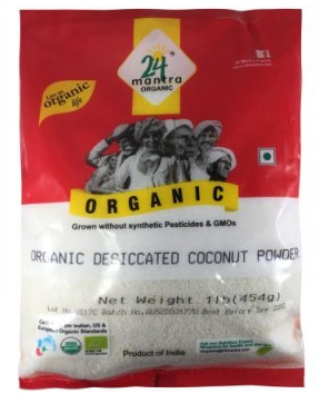 Coconut Grated Powder