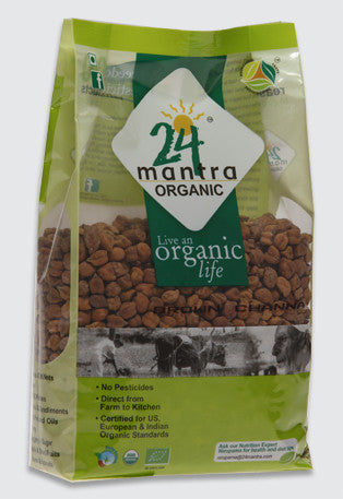 24 Mantra Organic Brown Chana