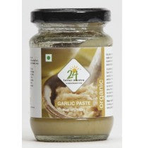 24 Mantra Organic Garlic Paste