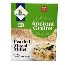 Pearled Mixed Millet Organic