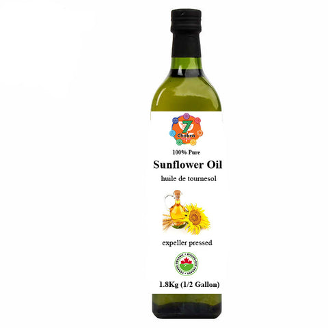 Orgain Sunflower Oil