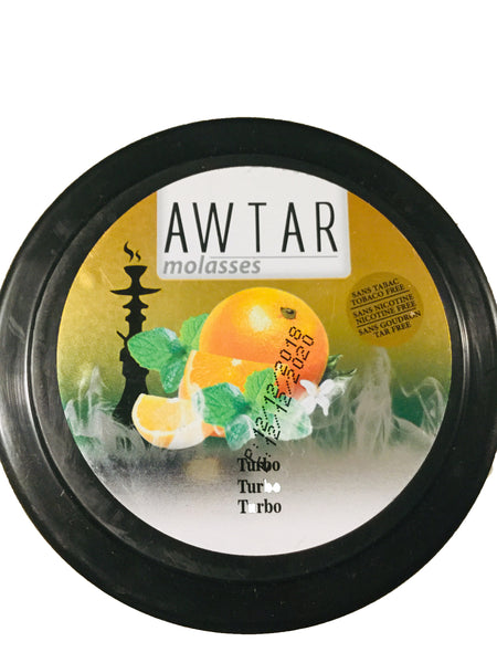 Awtar Turbo / Orange Mint Flavour