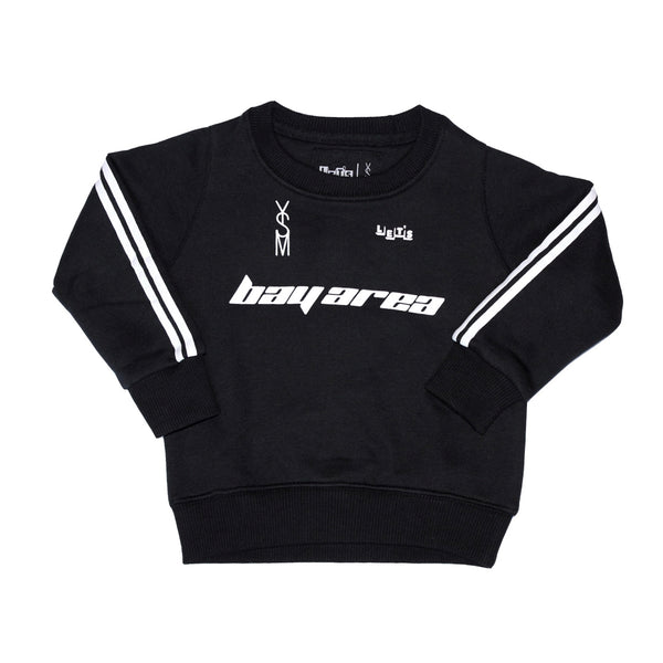 'BAY AREA' Sweatsuit Top
