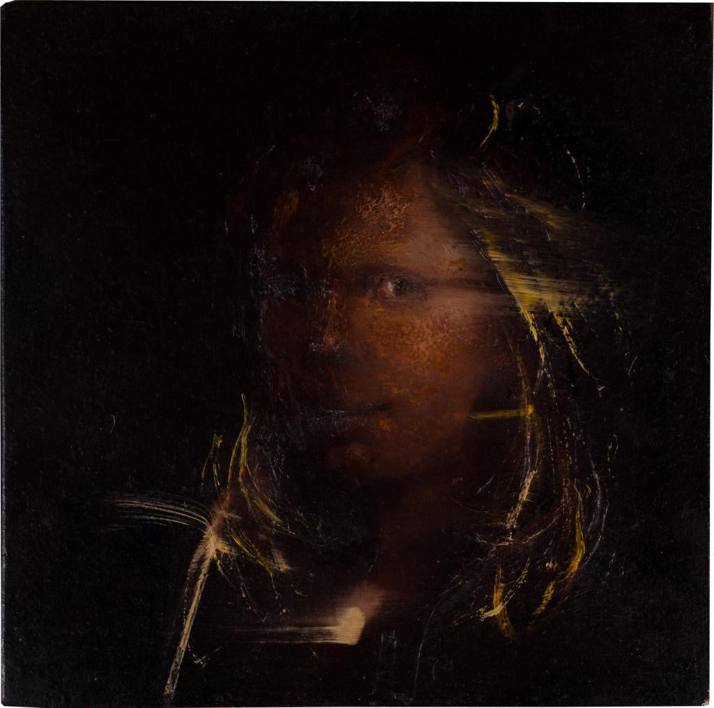 Girl With Golden Hair - Maurice Sapiro