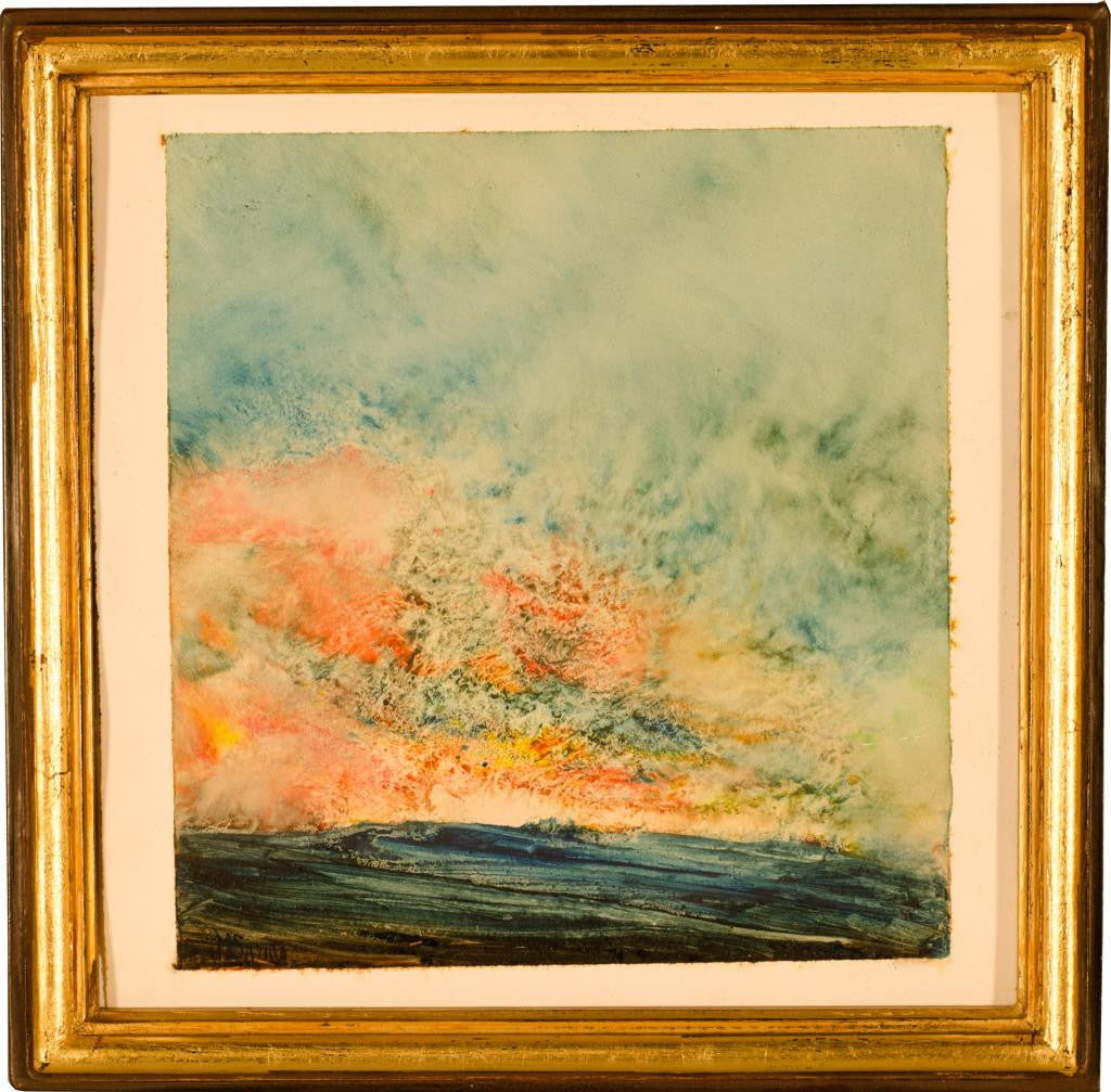 Sky on Fire - Maurice Sapiro