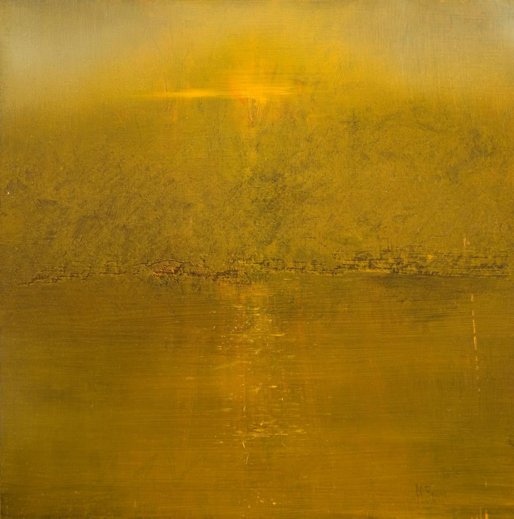 Green Sunset - Maurice Sapiro