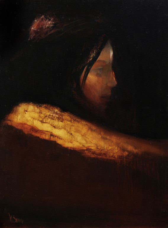 The Fur Collar - Maurice Sapiro