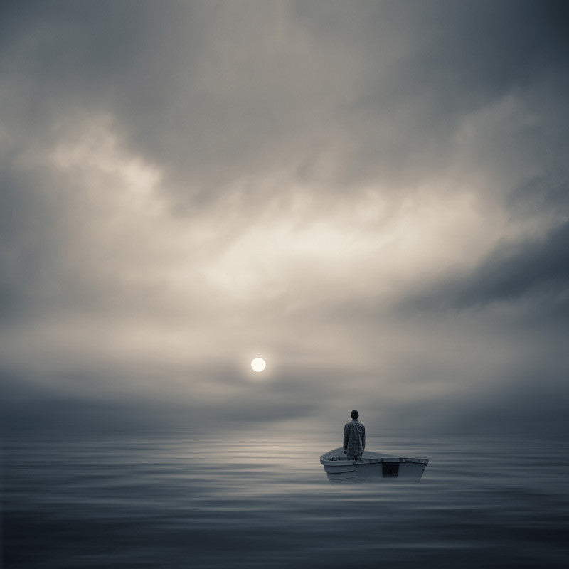 And Life is Long - Philip McKay (Print)