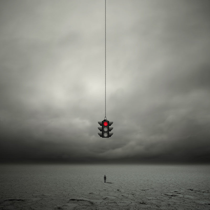 Decisions - Philip McKay (Print)