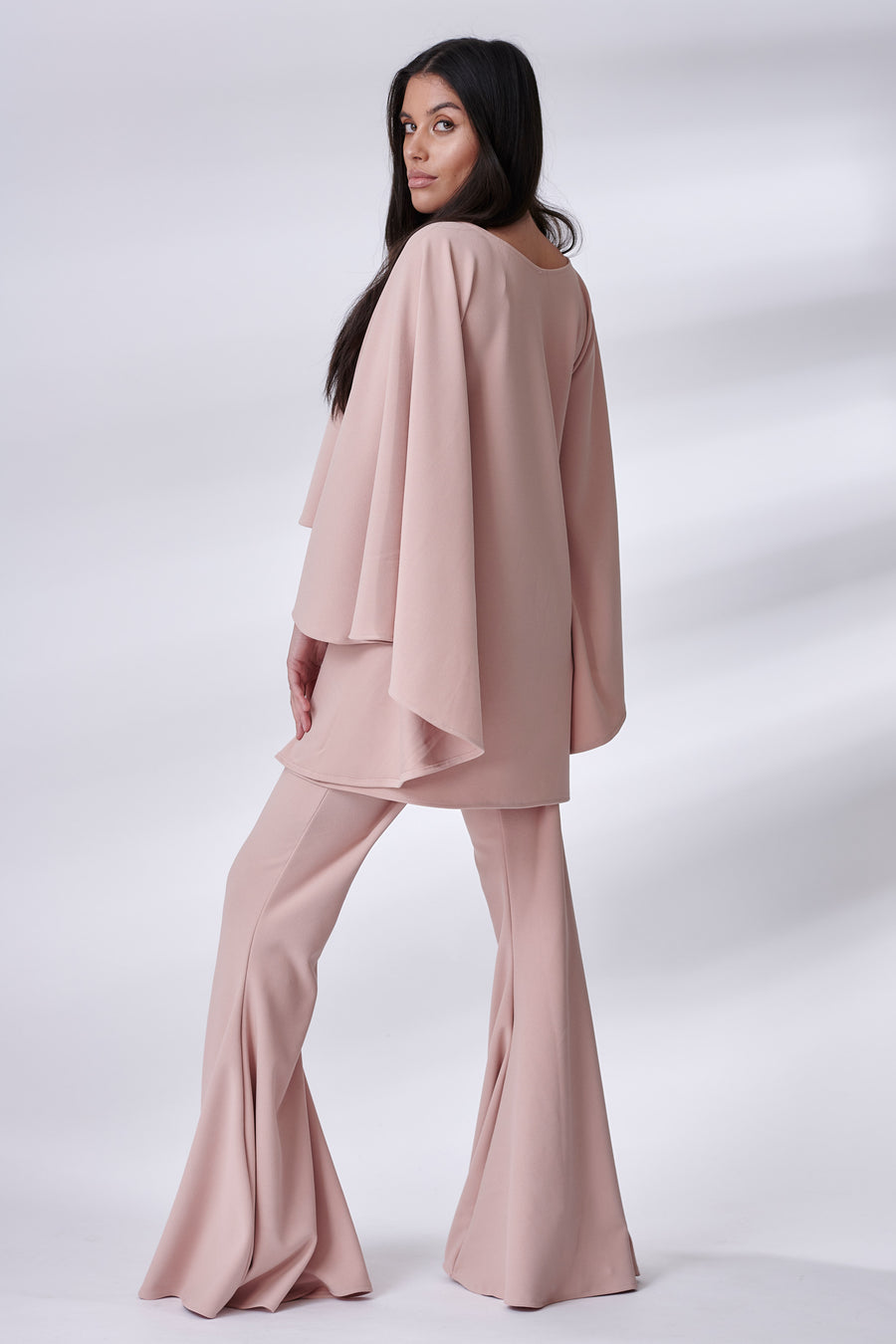 Dusty Pink Taba Top