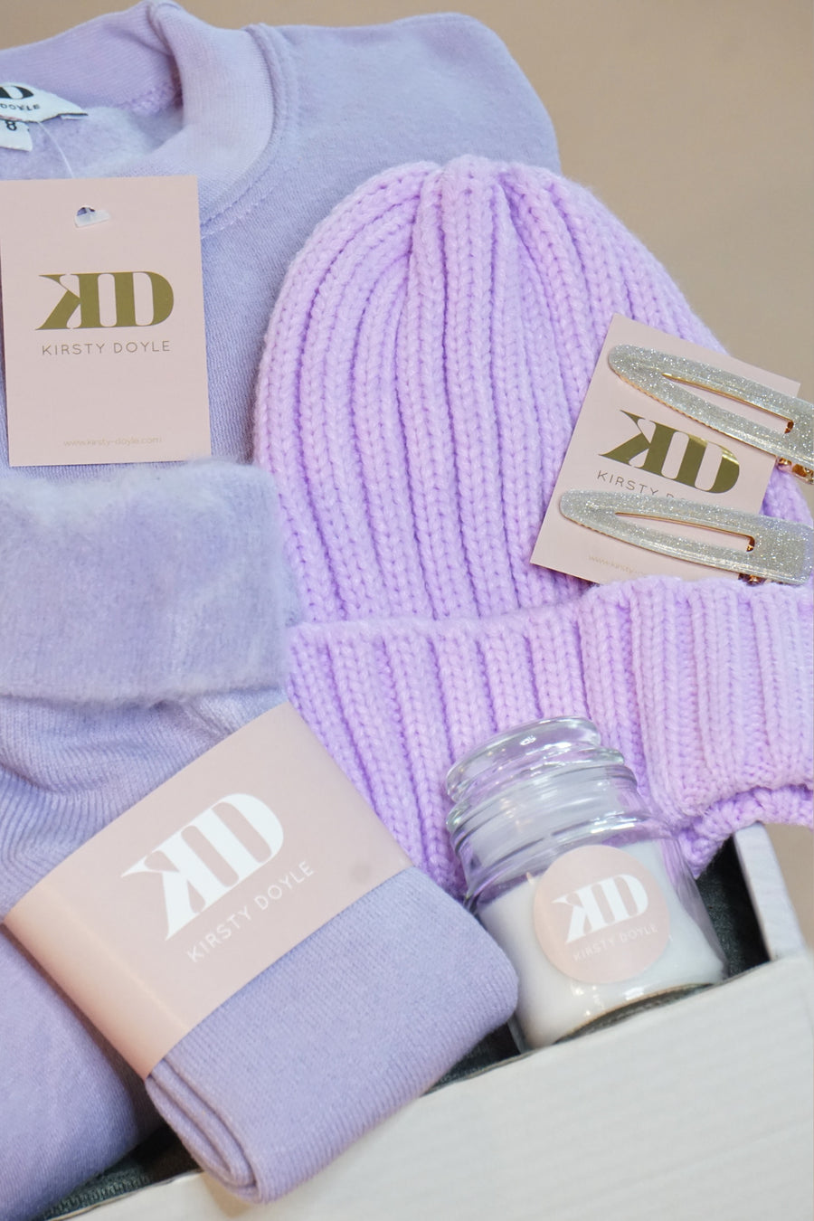 Lilac Winter Survival Box