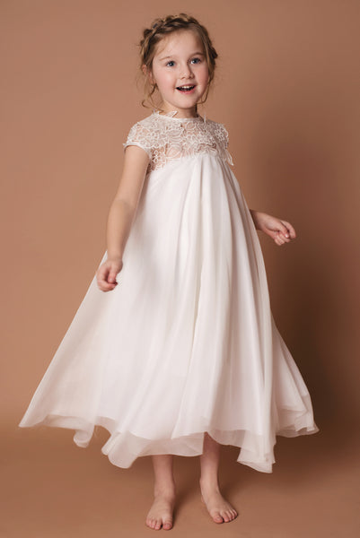Dahlia Flowergirl Dress