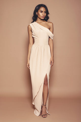 Crepe Adale Bridesmaid Dress