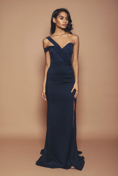 Navy Beau Dress