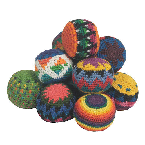 Hacky Sacks from Guatemala - Green Valley Packaging
