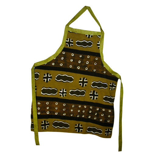 Mud Cloth Aprons  from Mali Chic - Green Valley Packaging
