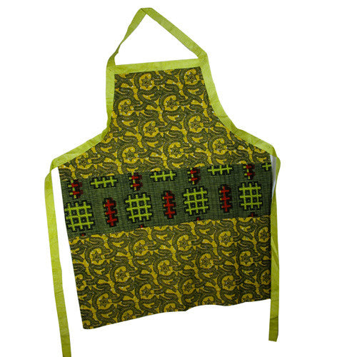 Recycled Print Aprons  from Mali Chic