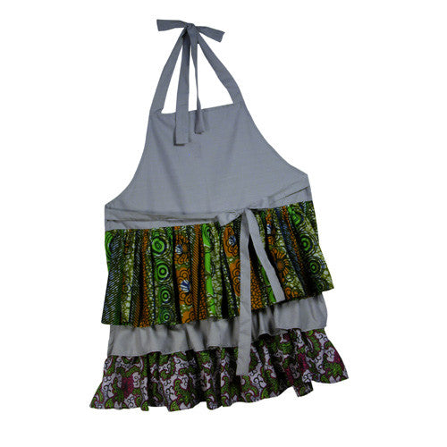 Ruffle Design Aprons  from Mali Chic